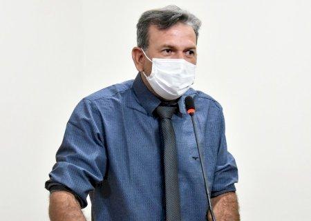 Tonhão solicita emendas do Deputado Lídio para aquisição de equipamentos para o setor de saúde