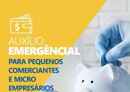 Prefeitura paga 1ª parcela do auxílio emergencial aos pequenos e micro empresários em Vicentina