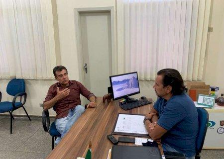 Marçal intervém por recursos e reforma do ginásio de Dourados depende de projeto