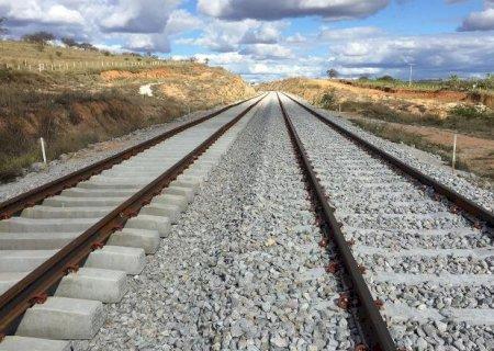 Nova Ferroeste poderá transportar até 35 milhões de toneladas no primeiro ano de funcionamento