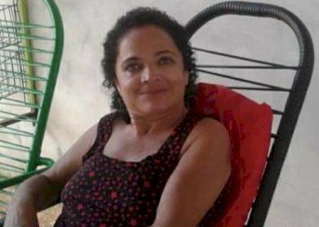 Em Glória de Dourados, tristeza e dor com o falecimento de Alzira Tavares dos Santos.