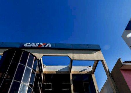 Caixa Econômica fecha agência com surto de covid em Campo Grande