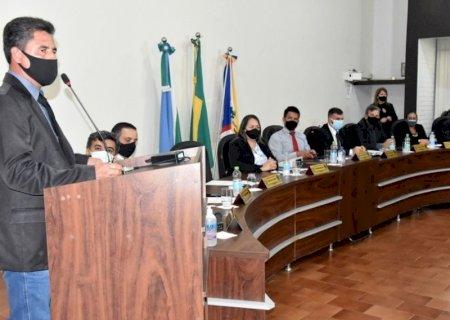 Em Glória de Dourados, Vice assume e prefeito é afastado decorrente as gravidades da Covid-19