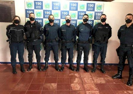 14° Batalhão de Polícia Militar de Fátima do Sul recebeu novos Soldados da Polícia Militar - PMMS