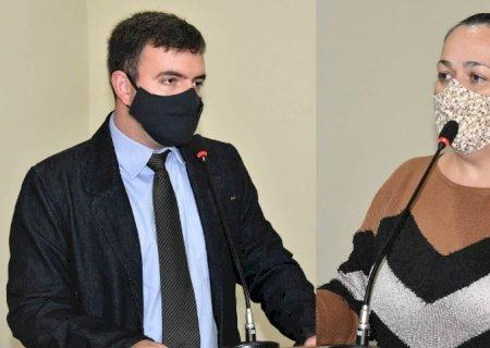 Caio e Claudia Carreiro solicitam emenda parlamentar para aquisição de Respiradores para atender pacientes do município