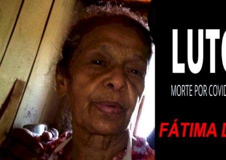 Aos 71 anos, mãe do vereador Ezequiel Ferreira morre de covid; a 65ª vítima em Fátima do Sul