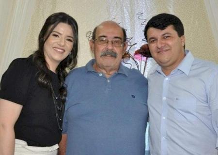 Perdemos um homem que era Vicentinense de coração diz prefeito Marquinhos do Dedé sobre morte do Dr. Fernando que já foi secretário de saúde e diretor clínico