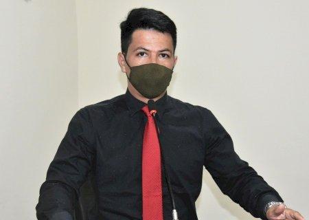 Júlio Buguelo pede implantação do REFIS descontos e parcelamento do IPTU