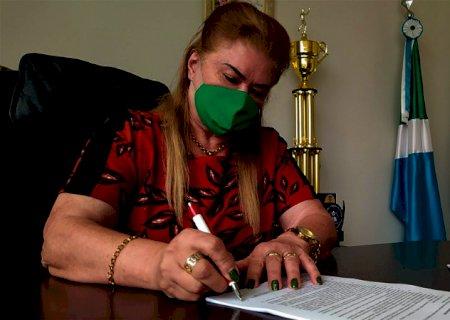 Prefeita Ilda Machado não é favorável ao \'lockdwon\', justifica ao Estado e manterá decreto municipal até dia 14