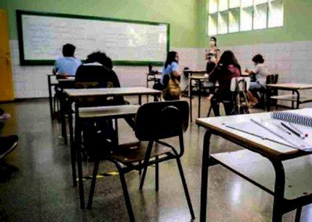 SED vai exigir comprovante para justificar falta de aluno em aula presencial na rede estadual