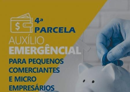 Prefeitura começou a pagar a 4ª parcela do auxílio aos pequenos comerciantes e micro empresários de Vicentina