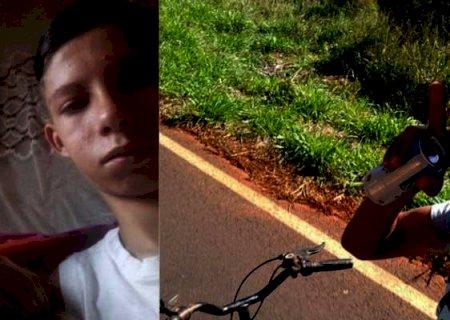 Irmãos de 14 e 18 anos morrem atropelados em Mundo Novo e escola se despede