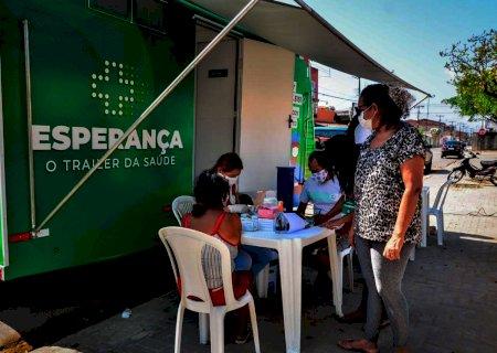 Marçal garante unidades móveis para atendimento médico em Dourados