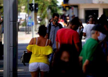 Aumento de contágio nas cidades de divisa acende alerta para variante delta em MS