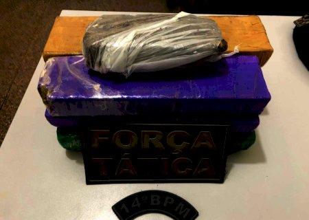 Após denúncias, polícia desfaz \'disk\' entrega de drogas em Vicentina