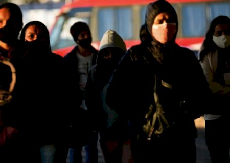 Semana que vem será de novo frio intenso e com mínimas de 1°C em MS