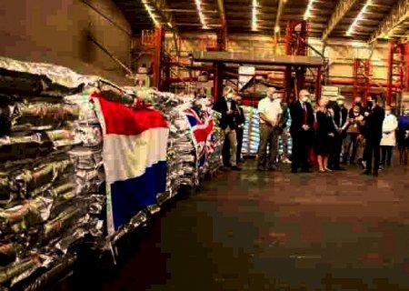 Paraguai inicia exportação de produtos com maconha medicinal para a Europa