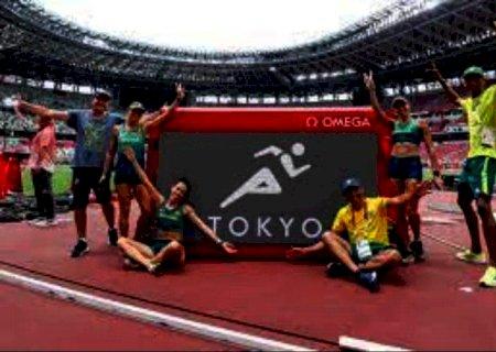 Atletismo começa nos Jogos de Tóquio com 55 brasileiros na briga pelo pódio