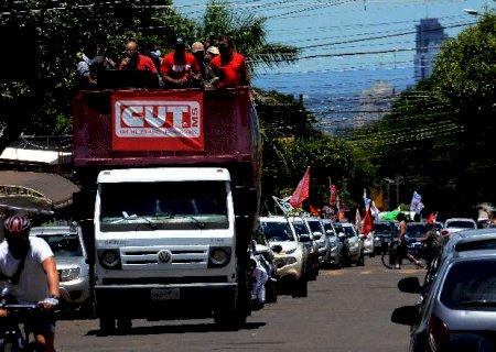 Nova manifestação contra Bolsonaro está marcada para o próximo sábado em Campo Grande