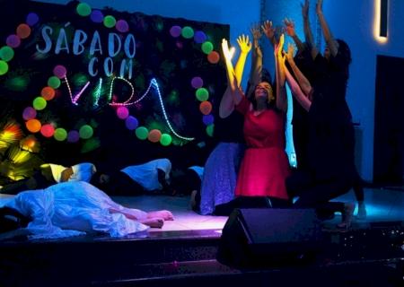 Juventude Batista da PIB Fátima do Sul, promove o Sábado Com Vida