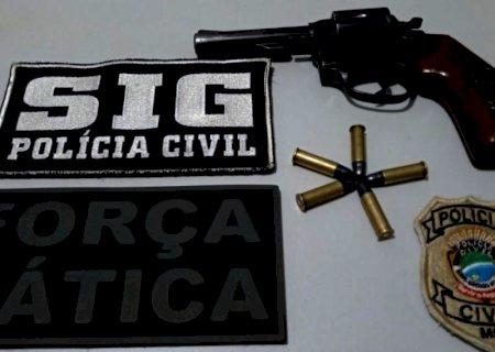 VÍDEOS: Quadrilha que planejava roubo milionário é presa em ação conjunta das polícias em Deodápolis