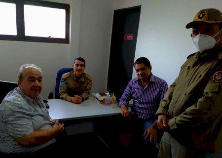 Fátima do Sul: Nova sede do Corpo de Bombeiros custará R$ 2,2 milhões