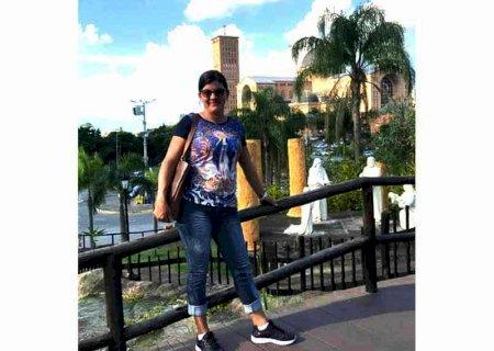 Rosa Miranda esposa do Naldo das Iscas morre em acidente de trânsito em Fátima do Sul