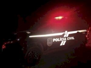 Em Vicentina, Agência do Detran sofre tentativa de furto