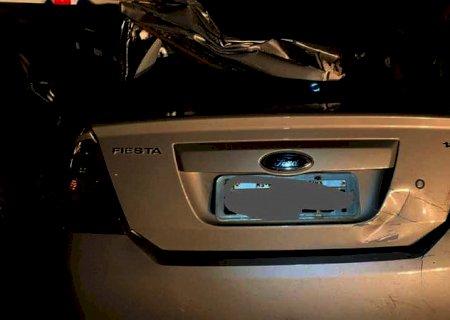 Em Nova Andradina, jovem morre em acidente entre carro e carreta na MS-134