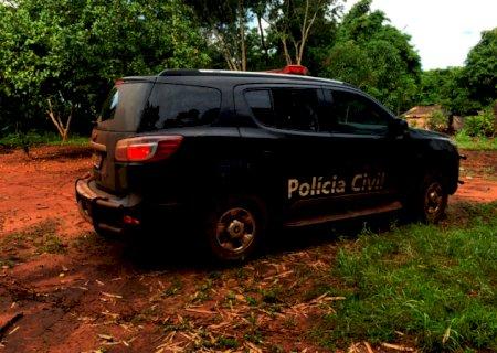 Homem é preso após incendiar casa da ex com R$ 70 mil em mercadorias em MS