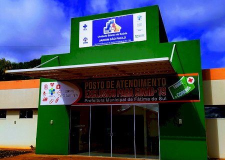 NOTÍCIA BOA: Fátima do Sul zera casos de Covid-19