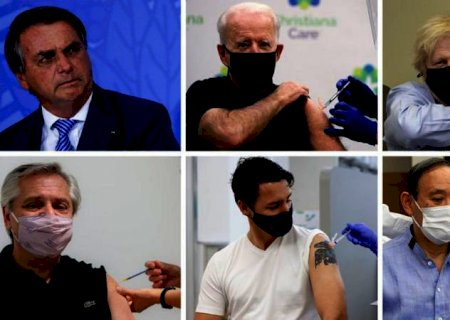 Bolsonaro é o único presidente a comparecer na Assembleia Geral da ONU sem se vacinar contra a Covid-19