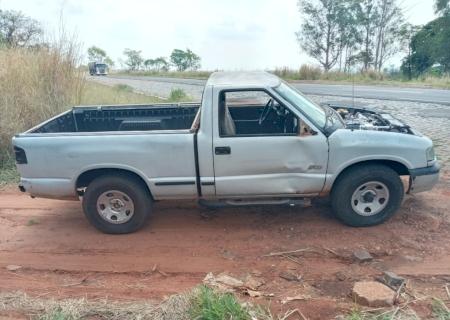 Polícia civil de Glória de Dourados prende morador em Nova Alvorada que roubou caminhonete