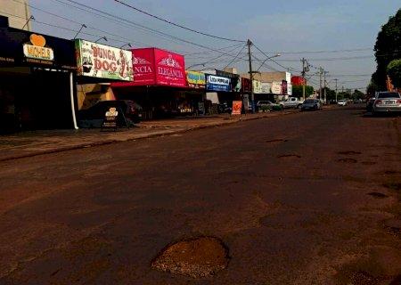 Barbosinha pede duplicação da avenida José Roberto Teixeira, em Dourados