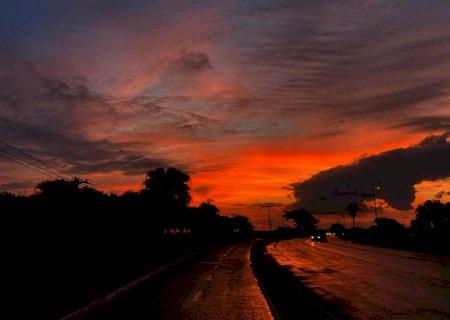 Chuva deve retornar no fim de semana e aliviar o calorão, aponta Instituto Nacional de Meteorologia