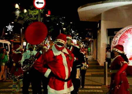 MS tem 4 vagas para Papai Noel com salário de R$ 6 mil