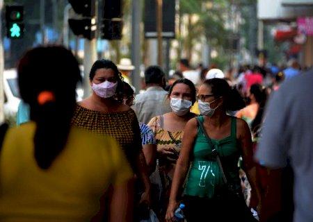 Não é o momento de abolir o uso de máscara em MS, afirma infectologista