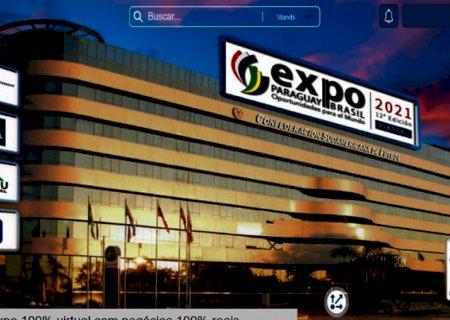 Expo Paraguai-Brasil: expectativa é gerar US$ 80 milhões em negócios